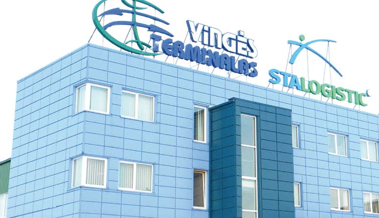 Партнер СТА Логистик Vinges Terminals